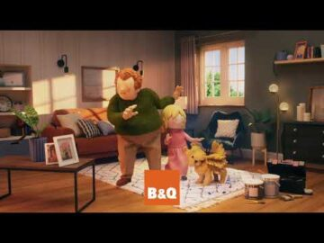 B&Q - Later Means Never